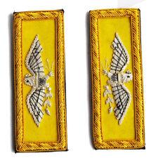 American Civil War Pair Union Cavalry Colonel Insignia Shoulder Boards 10 x 3.5
