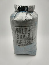 mini DCF Cubenfiber dyneema Dry Bag Ultralight Wild Sky Gear Ultralight 2L 9.6g