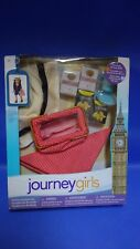 """Journey Girls London Picnic Outfit Set NIB American Girl Our Generation 18"""""""
