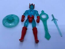 VINTAGE 1982 REMCO SAGA OF CRYSTAR FIGURE WITH ALL WEAPONS L@@K