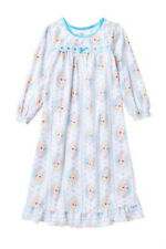 Girls Size 8 Princess Elsa, Disney FROZEN Soft Flannel Nightgown NWT, New w tag