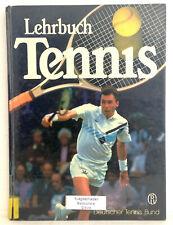 Lehrbuch Tennis das Wichtigste aus den Tennis-Lehrplänen, Deutscher Tennis Bund