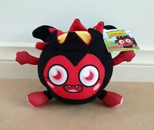 Moshi Monsters – Diavlo 13cm Plush Soft Toy New With Tags