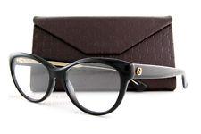 Brand New GUCCI Eyeglass Frames 3851 Y6C Black For Women