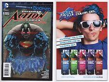 ACTION COMICS ANNUAL #3 NM! NEW 52 SUPERMAN:DOOMED DOOMSDAY DC COMICS