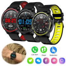 Smart Watch Music Movement Round Screen Call Bluetooth Smartwatch for Men Women