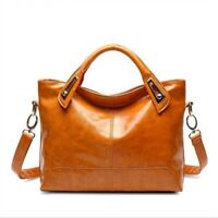 Women Fashion Leather Luxury Tote Handbags Large Capacity Female Shoulder Bags