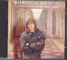 GIAMPAOLO BERTUZZI - Un altro mondo - CD 1992 NEAR MINT CONDITION
