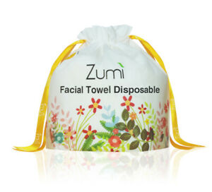 ZUMI Disposable Facial Towel Cleaning Tissues Makeup Wipes 350g