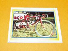 N°119 VELO MERCATONE UNO MERLIN GIRO D'ITALIA CICLISMO 1995 CYCLISME PANINI TOUR
