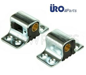For Pair Set of 2 Front Left & Right Door Lock Strikers Catch For Mercedes W123
