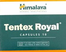 10 X Himalaya Herbal Tentex Royal 100 Capsules Free Shipping worlds
