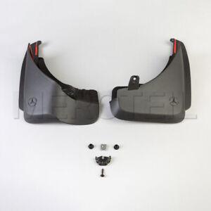 Genuine MERCEDES-BENZ GLE W167 Rear Mud Flaps A1678902700