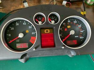 Audi TT Mk1 V6 3.2 Speedo Cluster 8N2920980D *New LCD Screen*
