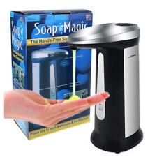 1pc 400ML Hands Automatic IR Sensor Bath ABS Touchless Soap Liquid Dispenser