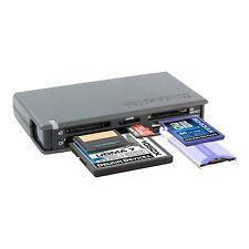 Delkin USB 3.0 Universal Memory Card Reader SD Card,Compact Flash,Micro Sd, XD