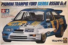 1/24 Ford Sierra RS500 Gr.A PIUMINI TRAMPIO TAMIYA