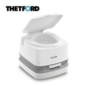 Thetford 145 Porta Potti Qube Portable Toilet Camping Loo Caravan Motorhome