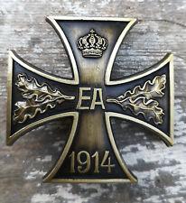 Braunschweig Kriegsverdienstkreuz 1. Klasse Eisernes Kreuz Orden Ehrenzeichen