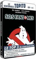 Blu-Ray steelbook édition / metal case - S.O.S Fantômes Ghostbusters - Neuf