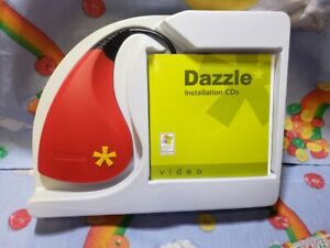 Pinnacle Dazzle DVD Recorder Converter RCA to USB Converts VHS Video Capture