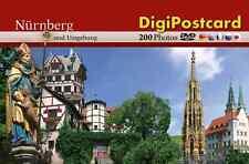 DigiPostcard Nürnberg und Umgebung - Ansichtskarte mit DVD als Stadtführer