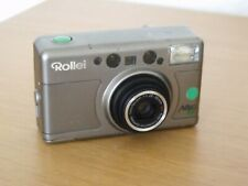 Rollei Nano 80 Compact APS Film Camera - Working - Issues: See Description