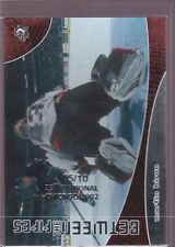 MARTIN BIRON 2002 BIP BETWEEN THE PIPES CHICAGO SPORTSFEST MINT SP /10 $50