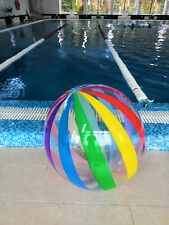 """New inflatable beach ball 42"""" by Intex 2011 year"""