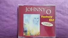 JOHNNY O - FANTASY GIRL. CD SINGLE INCL MEGAMIX