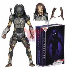 "NECA Fugitive Predator Ultimate 7"" Action Figure AVP Aliens v Predators Kid Toys"