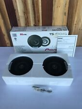 Pioneer TS-G1045 2-Way 4in. Car Speakers System New in open box