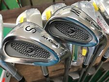 Daisey Golf Jet Comb 2 Wedge Set 50° AW & 55° SW Men's Right Handed Steel NEW
