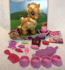 "My Little Pony Original ""Fashion Style Apple Jack"" Complete 2010 Rare VHTF"