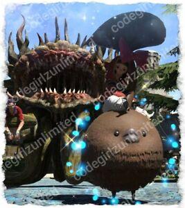 Final Fantasy XIV Online Mount Cosmetic Item