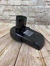 Jack LaLanne's Power Juicer MT-1000 Replacement Part: Pulp Guard Cover Lid Black