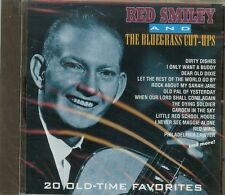 RED SMILEY, - 20 OLD-TIME FAVORITES - CD - NEW