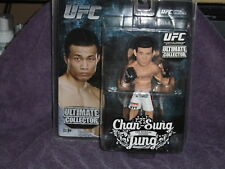 Zuffa Round 5 NIP UFC Ultimate Collector Chan Sung Korean Zombie