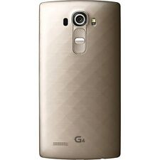 "5.5"" LG G4 H815 32GB 3GB RAM 16MP 4G LTE Radio Libre TELEFONO MOVIL Oro Gold"