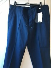 Maison Margiela navy blue Chinos brand new with tags