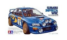 Tamiya 24199 1/24 Scale Model Sport Car Subaru Impreza WRC 98 GC8 World Rally