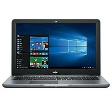"Dell i5567-7291GRY 15.6"" Laptop, i7-7500U, 16GB, 1TB, R7 M445 4GB (Brand New)"