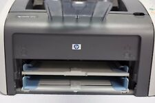 HP laserJet 1012 Monochrome Workgroup USB Laser Printer