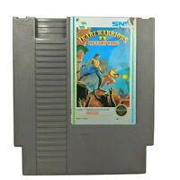 Ikari Warriors II Victory Road 1987 (NES, 1987) Game Cartridge Only No Box