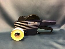 Ims Xl Pro 25ee Two Line Price Gun With 1 Roll Of Yellow Stickers Labels 89