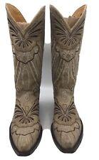 OLD GRINGO Sz 8 B Women Cowboy Boots Diego Yeehaw Cowboy Org Price $500.00