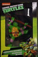 Nickelodeon Teenage Mutant Ninja Turtles Christmas Ornament Holiday Tree