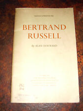 Bertrand Russell ~ Alan Dorward Supplement to British Book News 1951