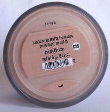 Bare Escentuals bareMinerals Authentic Matte foundation Medium NEW