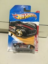 Hotwheels Corvette Stingray Concept - Thrill Racers 1/5 - 2012 #196/247 - V5500